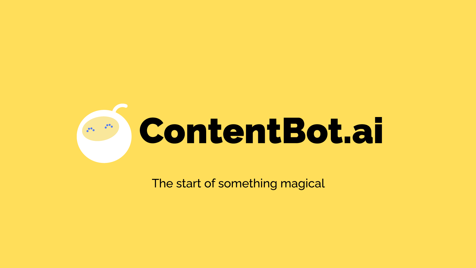 The AI content generator ContentBot inspires greater workplace productivity